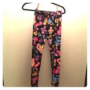 Other - My little pony leggings, size 10/12, girls